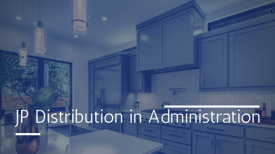 Kitchen distributor in administration